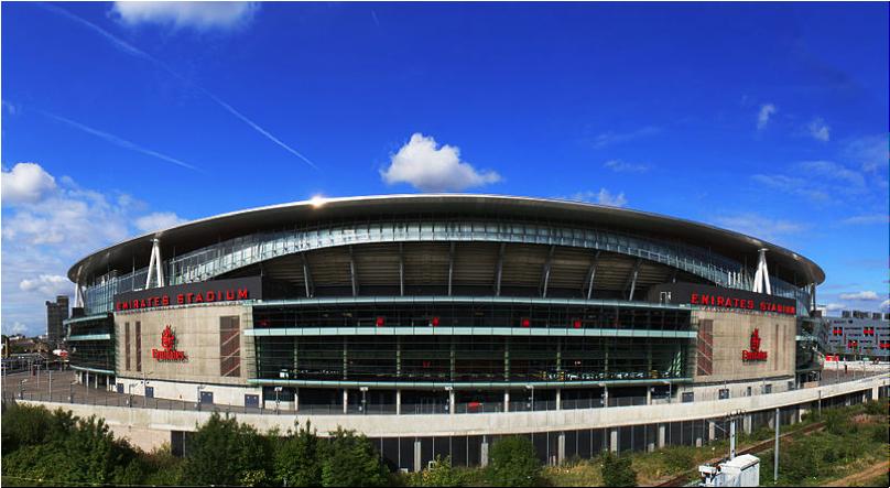 Emirates Stadium, Ashburton London