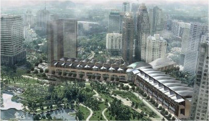 Kula Lumpur convention centre
