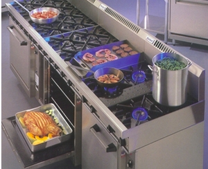 MDA offers highly professional food and beverage design services