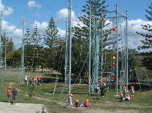 High Ropes at Talle