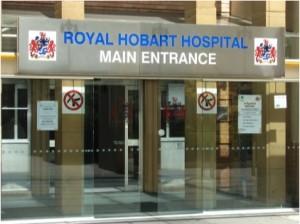 hobart hospital