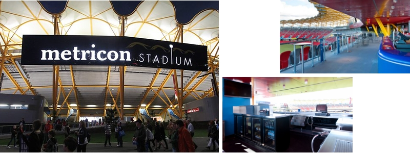 Metricon Stadium Gold Coast Australia