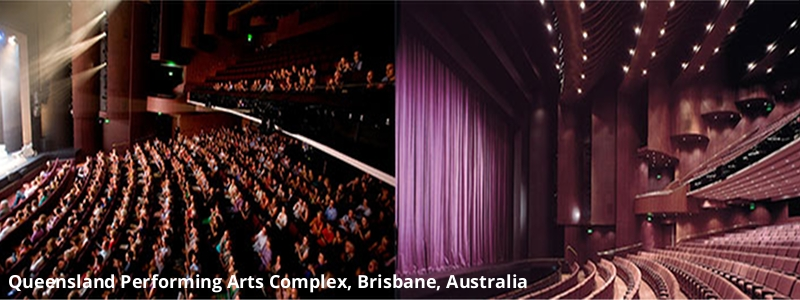 Queensland Perfroming Arts Complex