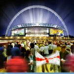 Wembley Stadium Food hospitality consultants Australia